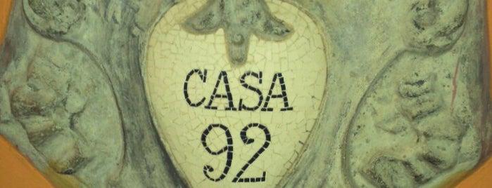 Casa 92 is one of Sao Paulo 2014.