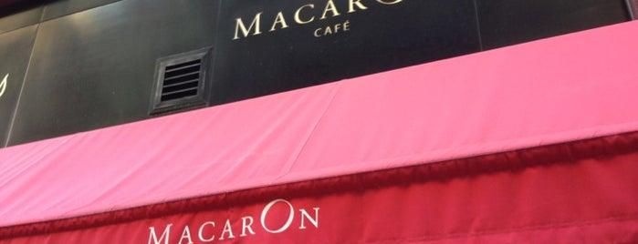 MacarOn Café is one of New York, my dear New York ll.