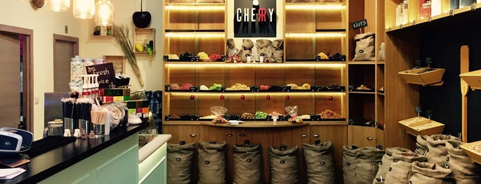 Cherry Delicatessen is one of Brussels & Lille.