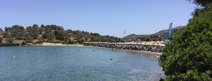 Aliki Beach is one of ExuRei: сохраненные места.