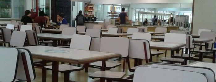 Restaurante Universitário (RU) is one of Favoritos.