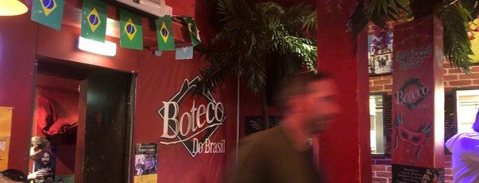 Boteco Do Brasil is one of Edinburgh.