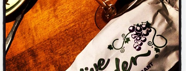 Olive Garden is one of Chrissy'in Beğendiği Mekanlar.