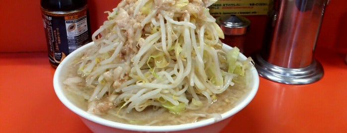 Ramen Jiro is one of Hide 님이 저장한 장소.
