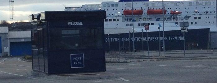 DFDS Seaways (UK) is one of Carl 님이 좋아한 장소.