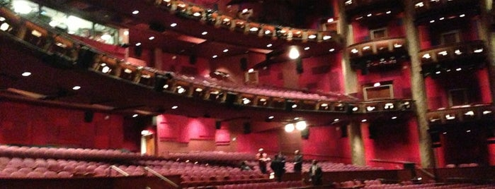 Dolby Theatre is one of so cal.