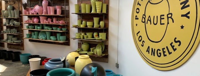 Bauer Pottery Showroom is one of Places to go, things to do.