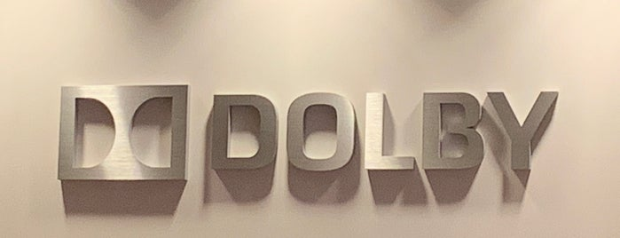 Dolby Laboratories is one of สถานที่ที่ Miguel ถูกใจ.