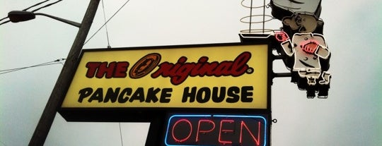 Original Pancake House is one of Posti che sono piaciuti a Christopher.