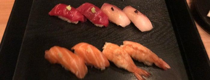 Sushi-san is one of Locais curtidos por Brandon.