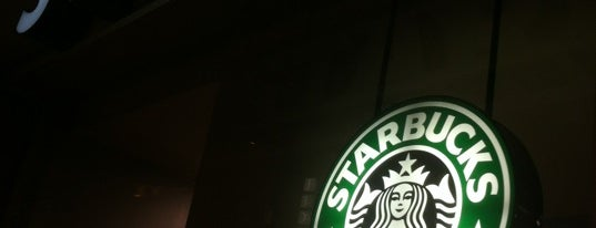 Starbucks is one of Orte, die Ramona gefallen.