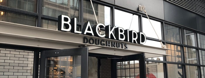 Blackbird Doughnuts is one of Alさんのお気に入りスポット.