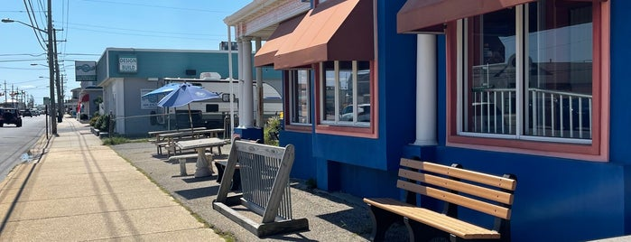 Surf Taco is one of Travel // LBI.