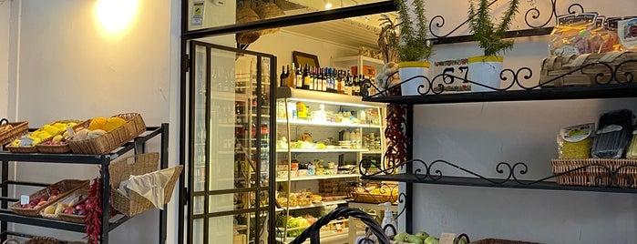 La Latteria is one of Positano & Amalfi.