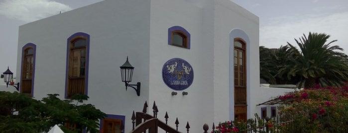 La Casona De Yaiza is one of J'ın Kaydettiği Mekanlar.