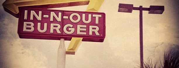 In-N-Out Burger is one of DFW -More Great Food.