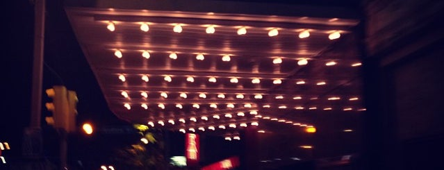 Tower Theater is one of philly love.
