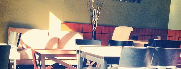 Cafe Phillips is one of Lugares guardados de Stuart.