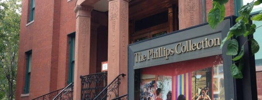 The Phillips Collection is one of Music Arts & Culture.
