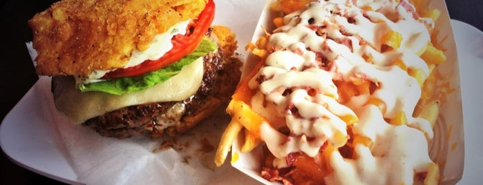 Pincho Factory is one of best burger joints.