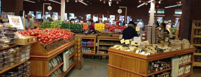 Russo's is one of Farms and markets.