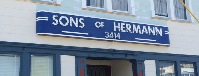 Sons of Hermann Hall is one of * Gr8 Museums, Entertainment & Attractions—DFdub.