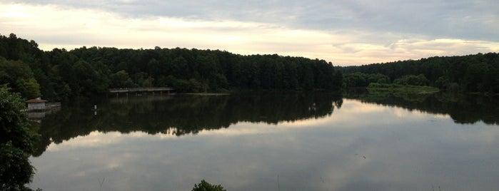Shelley Lake is one of RDU Baton - Raleigh Favorites.