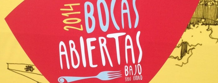 San Isidro Bocas Abiertas is one of สถานที่ที่ Ludmila ถูกใจ.