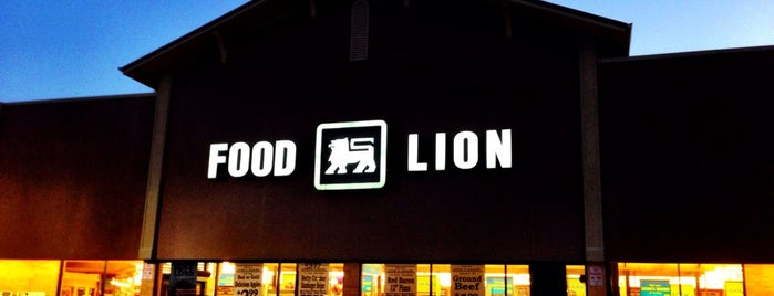 Food Lion Grocery Store is one of Inez's Liked Places.