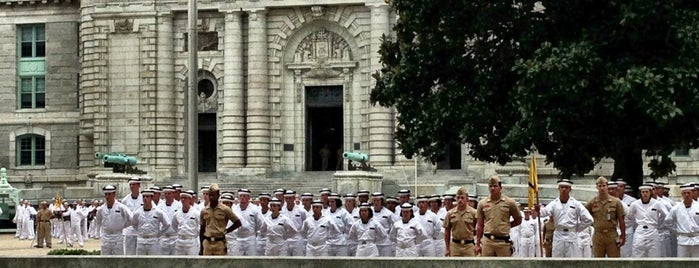 United States Naval Academy is one of DC - Must Visit.