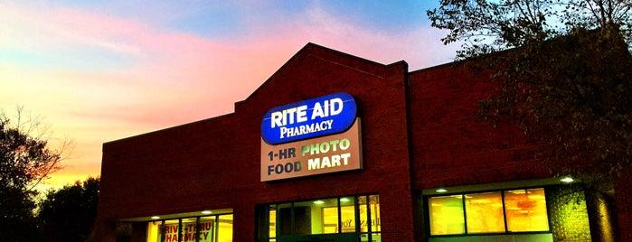 Rite Aid is one of Posti che sono piaciuti a Dawn.