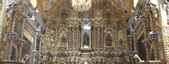 San Francisco Acatepec is one of Orte, die Rocío gefallen.