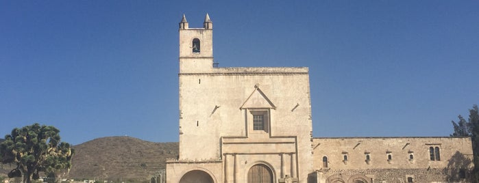 Ex-Convento de San Andrés Apóstol is one of Enrique 님이 좋아한 장소.