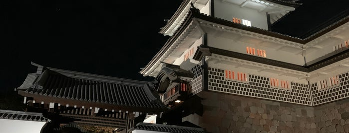 Hishi Yagura - Gojukken Nagaya - Hashizumemon Tsuzuki Yagura is one of 金沢関係.