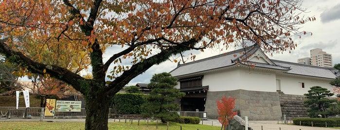 駿府城跡 is one of Masahiro : понравившиеся места.