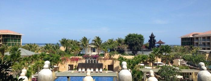 The Mulia, Mulia Resort & Villas is one of Best Hotels in Bali.