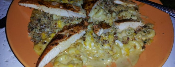Z'Tejas Mexican Restaurant and Grill is one of Will Brazil's Mac N Cheese Run.