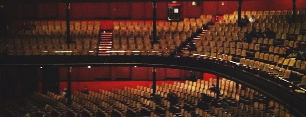 Massey Hall is one of Travel Guide to Toronto.