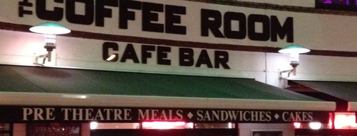 The Green Room Bar & Bistro is one of UK Birmingham.
