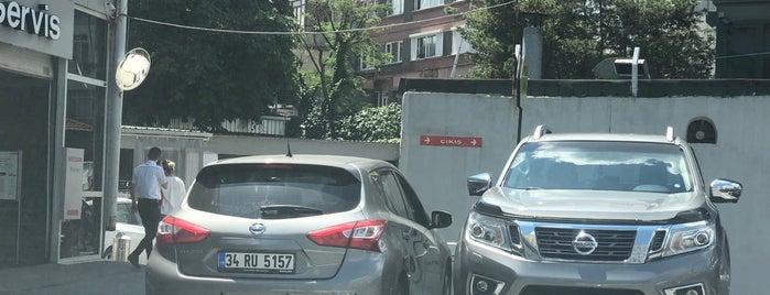 Gerçek Otomotiv Opel&Nissan Servis is one of Locais curtidos por Kayıhan.
