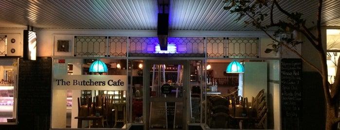 The Butchers Cafe is one of Lugares favoritos de Matt.