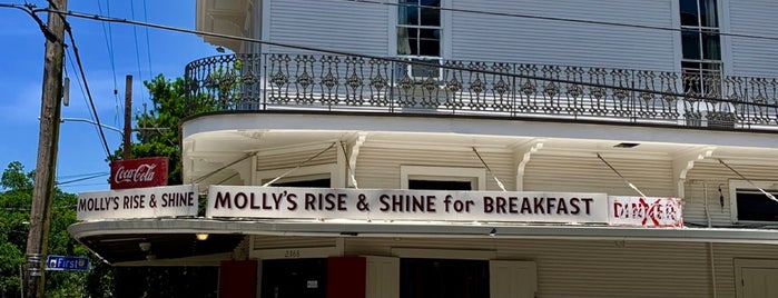 Molly's Rise and Shine is one of NoLa 2019.