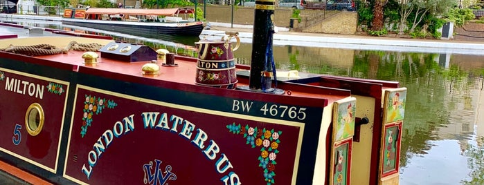 Waterbus Service is one of London to do's.