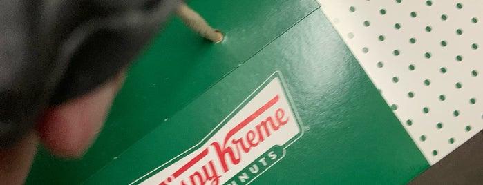 Krispy Kreme is one of Orte, die Shank gefallen.