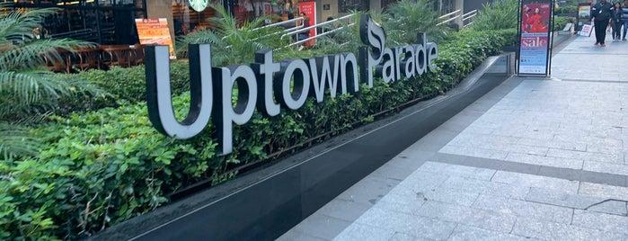 Uptown Parade is one of Shank'ın Beğendiği Mekanlar.