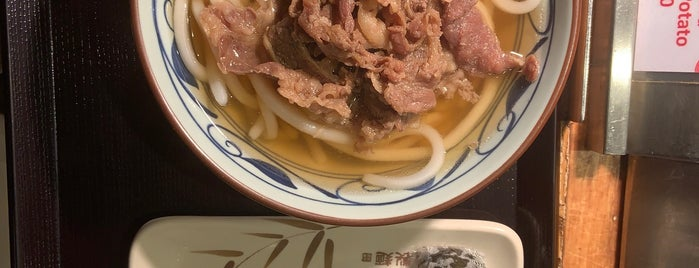 Marugame Udon is one of Shankさんのお気に入りスポット.