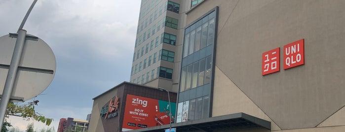Ayala Malls Vertis North is one of สถานที่ที่ Shank ถูกใจ.