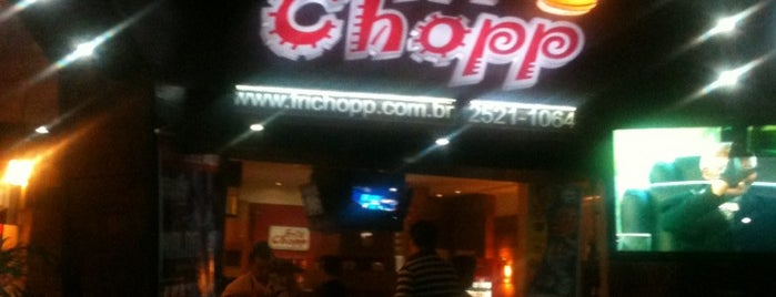 Fri Chopp is one of Locais curtidos por Alisson.
