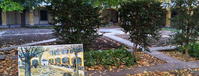 Jardin des Arts is one of Arles, France.