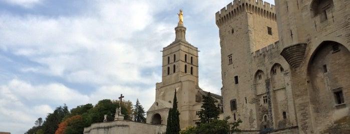 Cathédrale Notre-Dame des Doms is one of Avignon adresses.